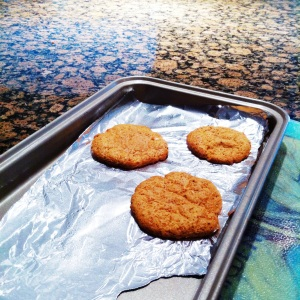 BTW, please try the Quest cookie trick. Preheat your oven to 350F and shape your bar into 3-4 cookies to bake for 5 minutes! Let cool and enjoy with hot chocolate or a glass of milk!