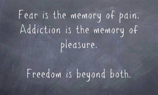 fear-is-the-memory-of-pain-addiction-is-the-memory-of-pleasure-freedom-is-beyond-both-140204138084kng-520x312
