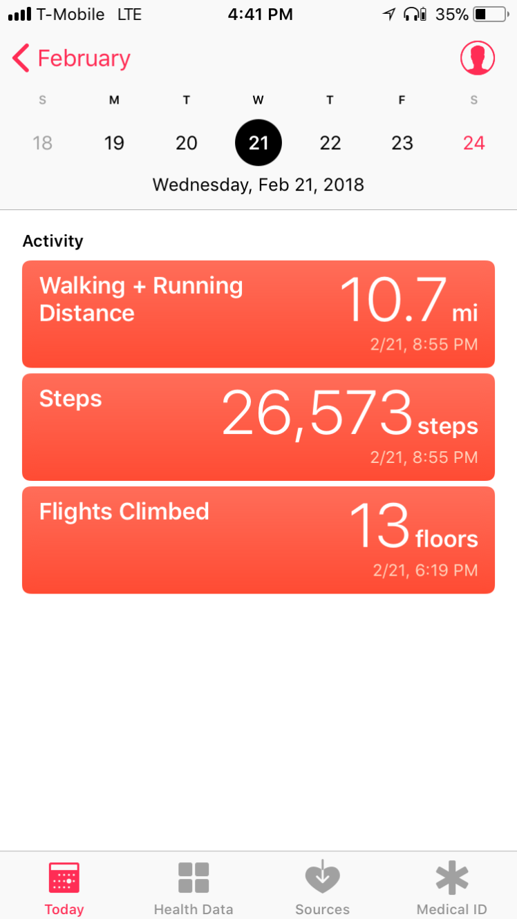 I Walked More Than 20 000 Steps A Day For A Week Here S What Happened